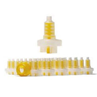 House Brand Dynamic Mixing Tips, Yellow. Package of 480
