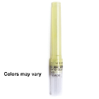 House Brand 27 Gauge Long Disposable Dental Needle, Yellow Plastic Hub. Box
