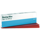 House Brand Boxing Wax - Red, Regular, 1 Lb. Package