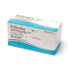 House Brand Articaine HCl 4% with Epinephrine 1:200,000 Injection Cartridges, 1.7 mL 50/Pk