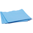 "House Brand CSR Wraps, 20"" x 20"" Blue Autoclave Sterilization Wrap Sheets"