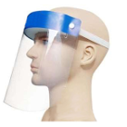 House Brand Disposable Face Shields, 10/Pk. Anti-fog, anti-static