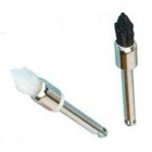 House Brand Prophy Brushes, Fits all straight handpieces, Tapered