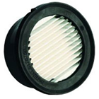 House Brand Oil-less Head Intake Filter Element, 5 Micron element, Fits DCI