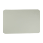 "House Brand 8-1/2"" x 12-1/4"" Ritter ""B"" GRAY Paper Tray Cover, Box of 1000"