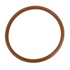 "Midmark Type Midmark M11 UltraClave Door Gasket, 10.750"" OD, Silicone Rubber"