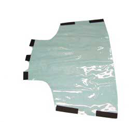 Royal Type Toe Board Cover for Royal Model 16 Patient Chair, 1/Pk. Plastic