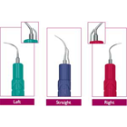 After Five Plus Ultrasonic Inserts 30K Assorted, Set of 3 Including: Left, Straight & Right