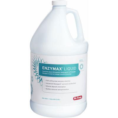 Enzymax 1 Gal Ultrasonic Cleaning Liquid Concentr