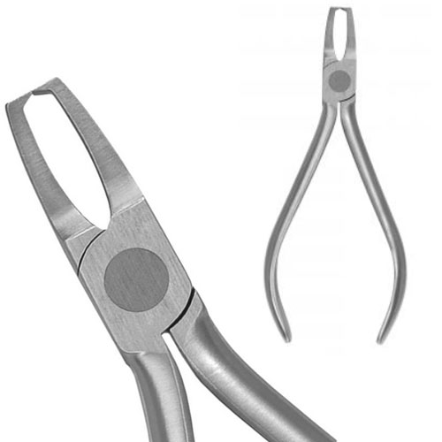 Hu-Friedy Bracket Removing Pliers, Straight  Works well for stainless steel