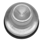 Hu-Friedy Amalgam Well - Stainless Steal, with Removable Nonslip Base Ring