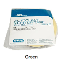 IMS Autoclave Monitor Tape - GREEN Color Coding 60 Yard Roll. Strong 3/4""