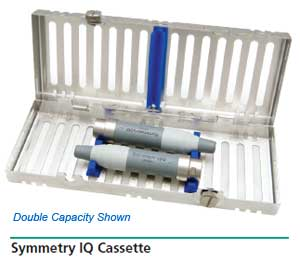 Symmetry IQ Handpiece Cassette, Single (Fits One