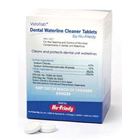 VistaTab Dental Waterline Cleaner Tablets, Antimicrobial Tablet Used
