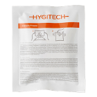 "Hygitech 4.7"" x 5.5"" Single Use Instant Freeze Packs, 5/Box. Single Squeeze"