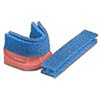 I-Beam Dual Arch Fluoride Trays, foam, treats both arches at once, may be cut