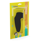 Indusbello Kids Occlusal Contrastor, It's coated with a matte black finish