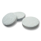 iSmile SonicTab Ultrasonic Enzymatic Cleaning Tablets. May be used as an