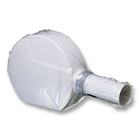 "iSmile X-Ray Head Sleeve - 15"" x 26"" 275/Pk. Designed to fit most X-Ray heads"
