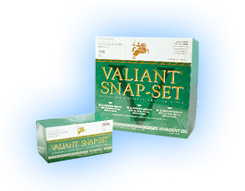 Valiant Snap-Set Triple spill (800 mg) Palladium