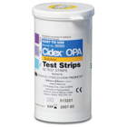 Cidex OPA Solution Test Strips, 60 per Bottle