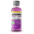 Listerine Total Care Anticavity Mouthwash 3.2 oz - 24/Cs. Fresh Mint. Fluoride