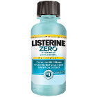 Listerine Zero Clean Mint Mouthwash 95ml (3.2 oz) - 24/cs. Low intensity