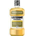 Listerine Original Flavor Mouthwash, Case of 6 - 1.5 Liter Bottles