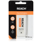 Reach Dentotape 24 - 100 Yd. Case. Unflavored Waxed Tape. Extra Thick For Wide