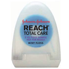 Reach Total Care Floss - Mint, with proprietary flexible Micro-Grooves