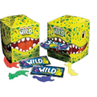 Reach Wild Flossers, Dinosaur Shaped Flossers, Waxed, Mint Flavored, Assorted