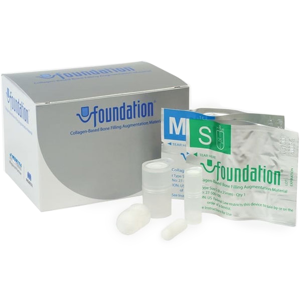 Foundation Bone Filling Augmentation Material - S
