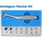 Johnson-Promident Amalgam Packer Kit comes with amalgam packer angle and 14