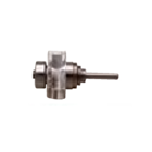 Johnson-Promident Kavo 6500B Push button Turbine, Warranty by Johnson Promident: 3 months