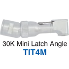 Johnson-Promident 30,000 RPM Latch Type Mini head - Star Titan Replacement Angles. Warranty