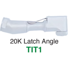 Johnson-Promident 20,000 RPM Latch Angle - Star Titan Replacement Angles. Warranty by Johnson
