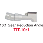 Johnson-Promident 10:1 Gear Reduction Latch Type - Star Titan Replacement Angles. Star #258985