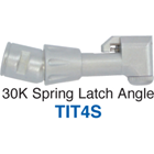 Johnson-Promident 30,000 RPM Spring Latch Type - Star Titan Replacement Angles. Warranty