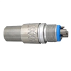 Johnson-Promident NSK Fiber Optic 6 Pin Swivel w/bulb, Fiber Optic 6 Pin, Cross Reference #: NL10
