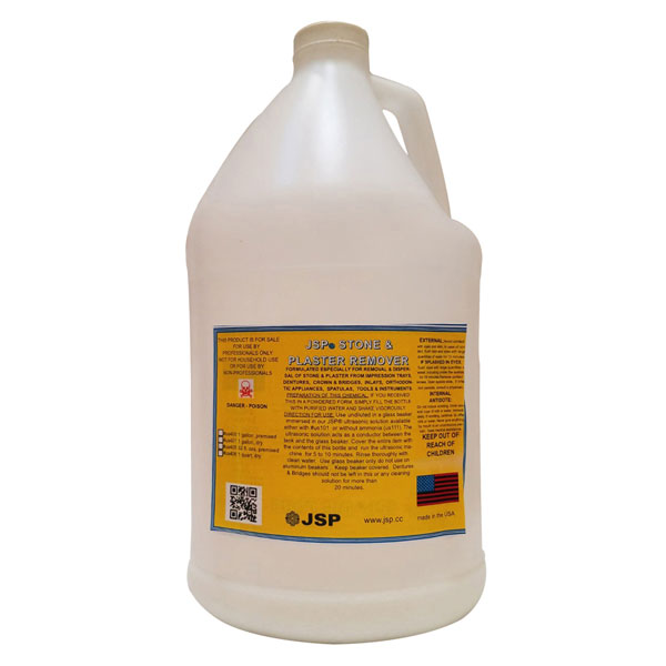 JSP Plaster and Stone Remover - Powder. Makes 1 G