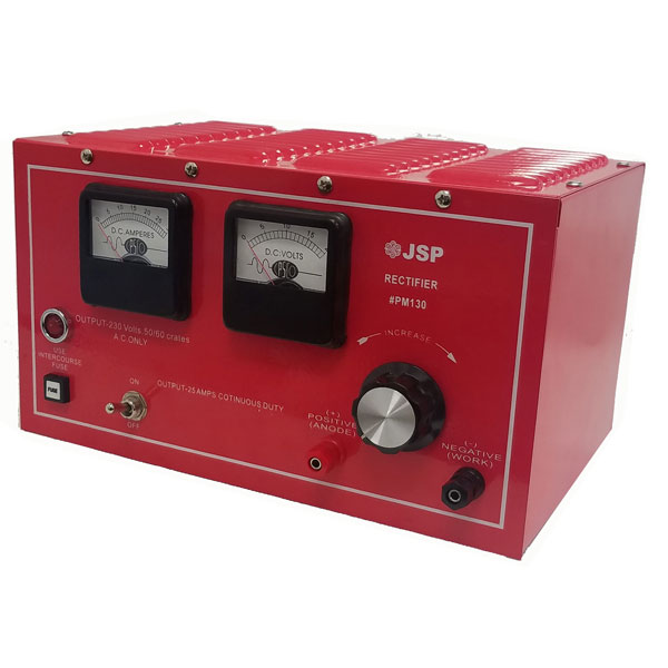 JSP 30 amp Rectifier 110/220V. The high power rec