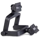 JSP Disposable Plastic Articulators, Slotted - Black, 100/Pk. Great centric