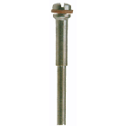 "JSP Mini Mandrel with Screw. Reinforced type mandrel with 3/32""/2.34mm Shank"