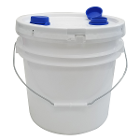 JSP Plaster Trap Refill for 5 Gallon. Refill includes trap and two plastic caps