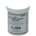 JSP Dry Ultrasonic Cleaning Compound - 1 Lb. Powder. Highly concentrated dry