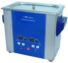 JSP Ultrasonic Cleaning Unit With Digital Controls and Heater, .6 gallon