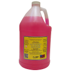 JSP Ultrasonic Cleaning Solution, Ammoniated, 1 Gal. (128 oz) Bottle. 1:20