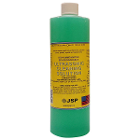 JSP Ultrasonic Cleaning Solution, Non-Ammoniated, 16 oz. Bottle. 1:20