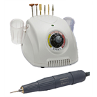 Marathon 3 Champion Micro Motor handpiece, Non-stage speed dialing system. Protective plastic
