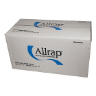 "Allrap Slip-n-Grip Chair Covers 29"" x 80"" - 125/ box. Disposable two-sided"